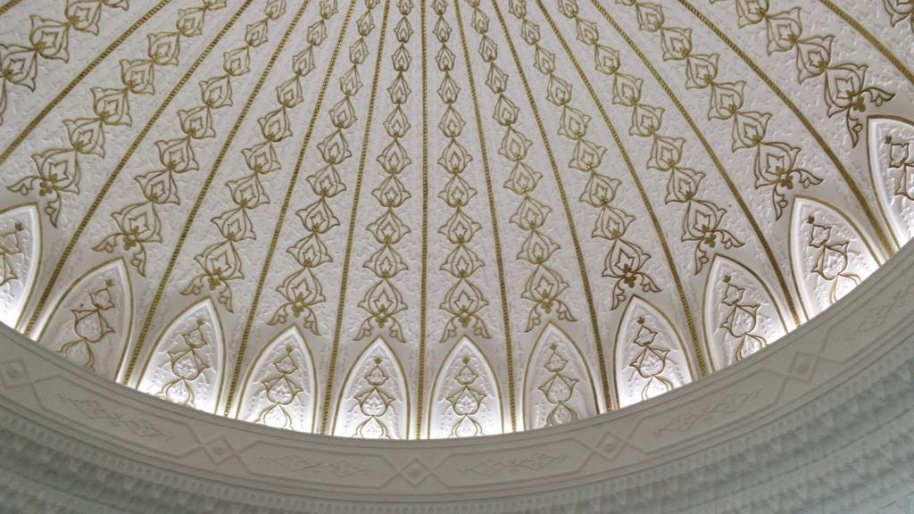 Islamic Arts Museum ceiling4