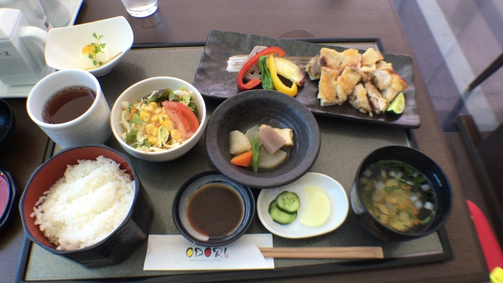 awaodori lunch