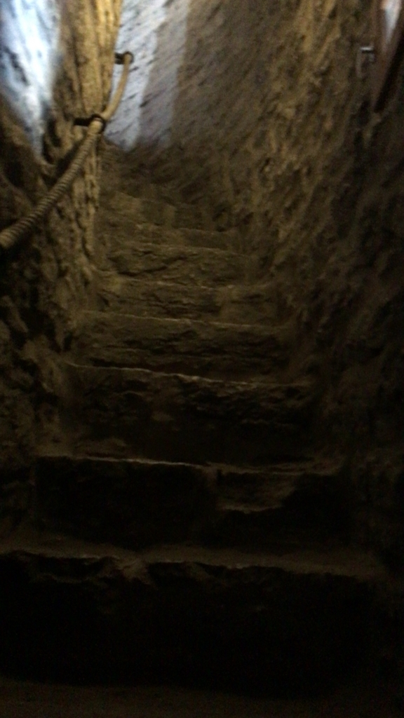 Helleman Tower Stairs