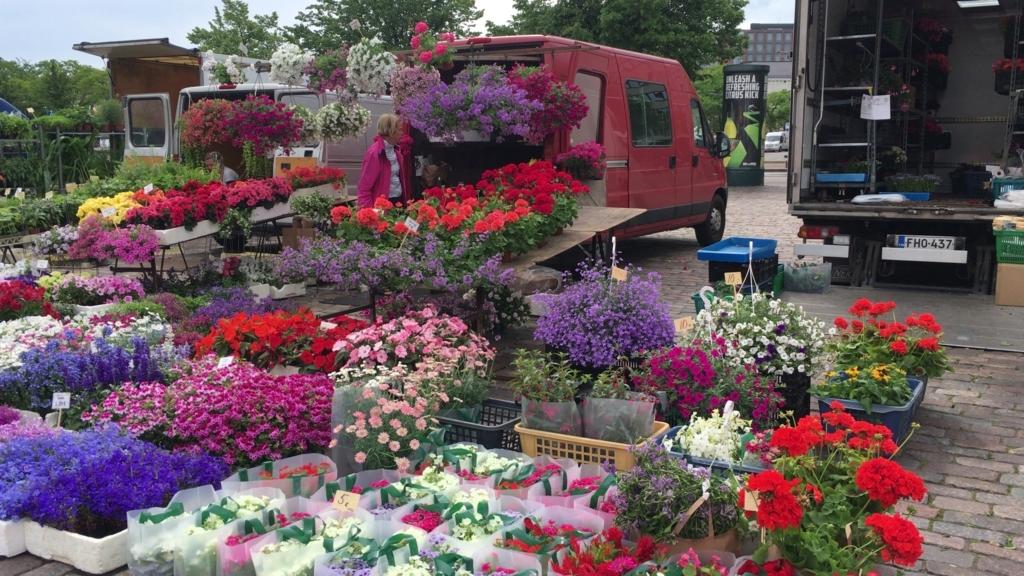 Hakaniemi Market Florist