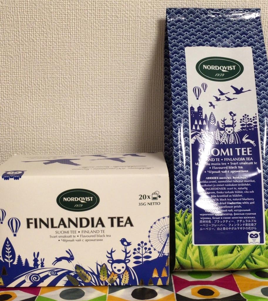 Finland tea