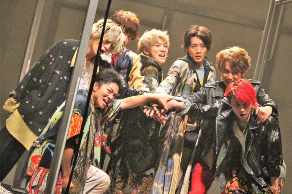 舞台「7ORDER」の画像