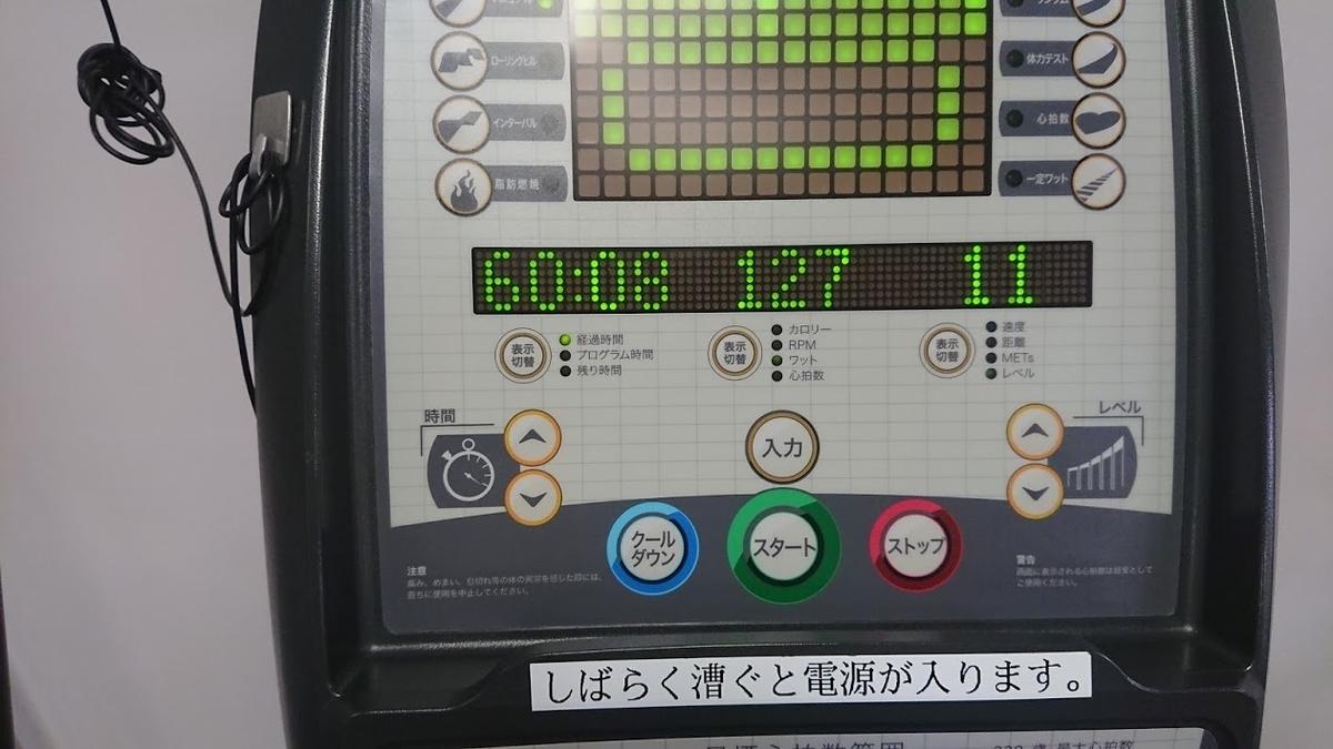 趣味(トレーニング)