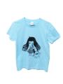 シルクスクリーン課題:発見Tシャツ