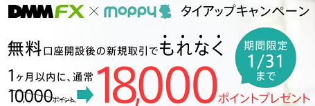 DMM証券で38,000円もらえる