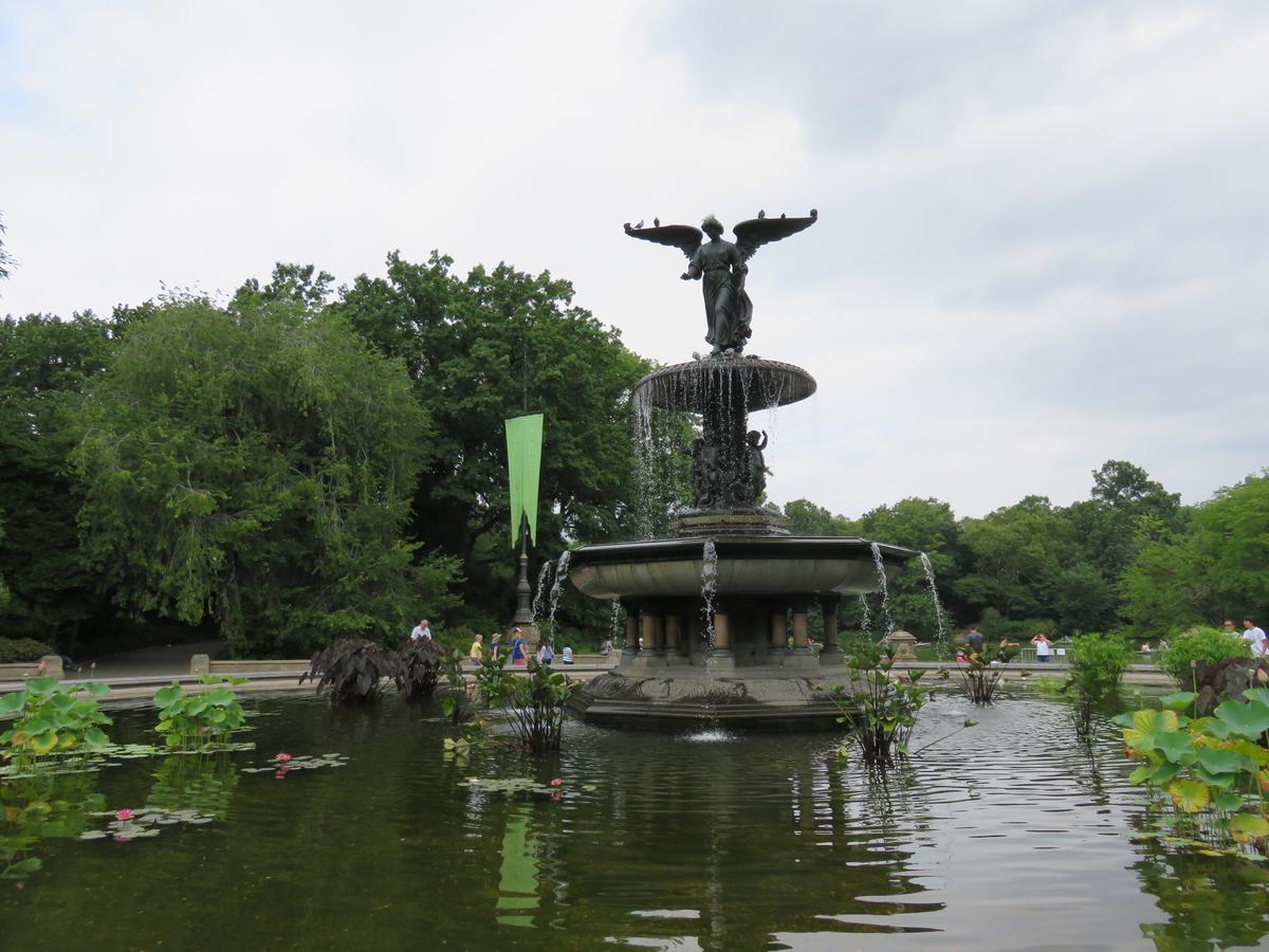 ベセスダの噴水