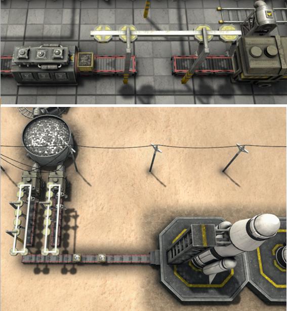 ロードステーションの設置例