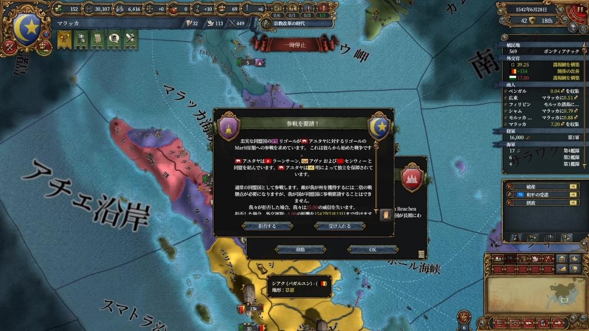 リゴールのアユタヤ征服戦争