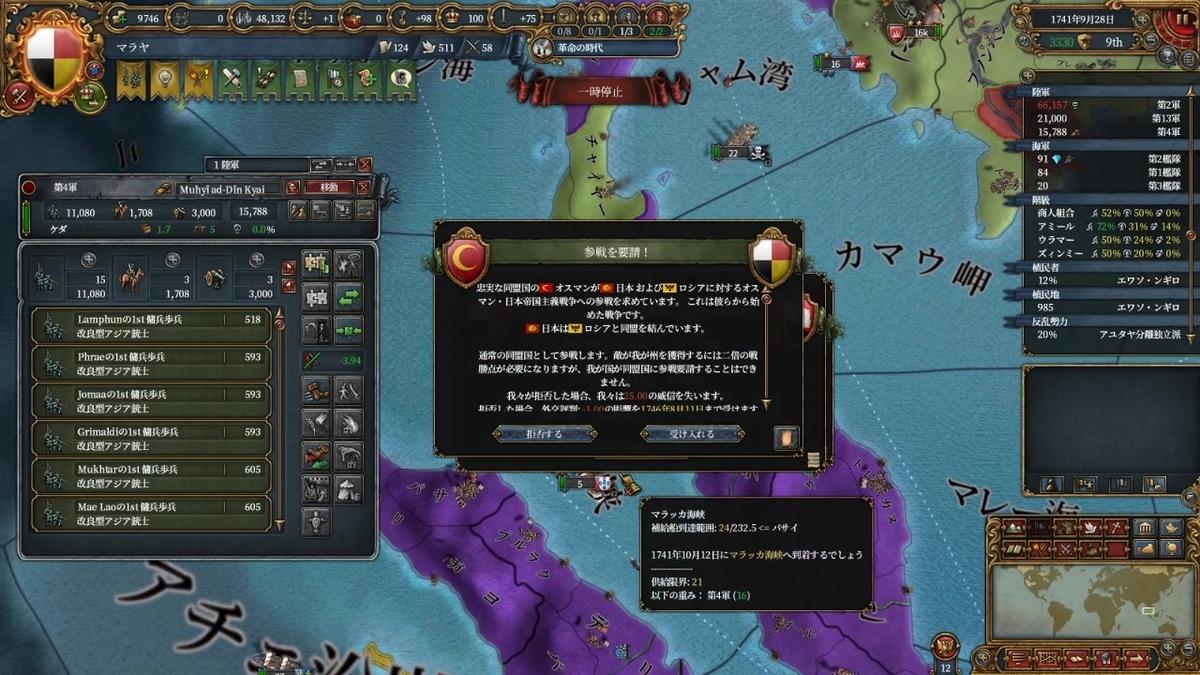 オスマンのロシア・日本戦