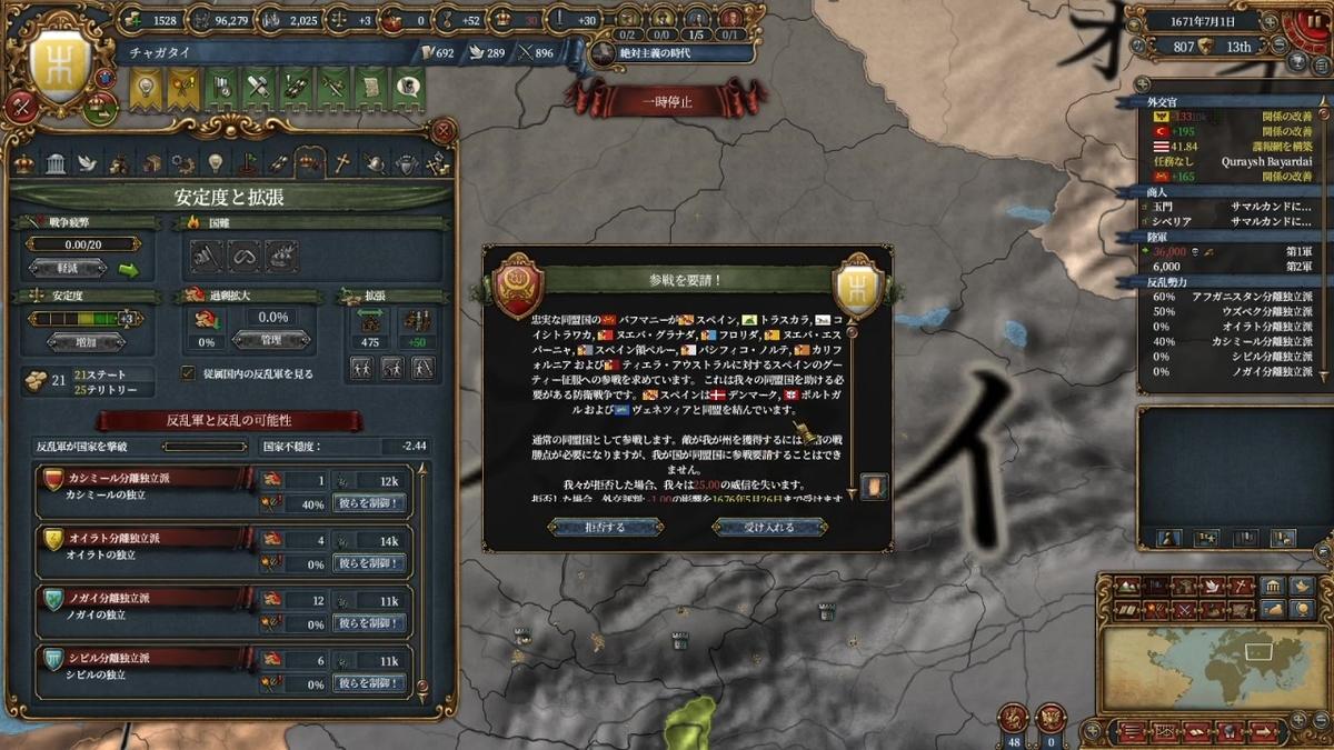 スペイン戦参戦要請