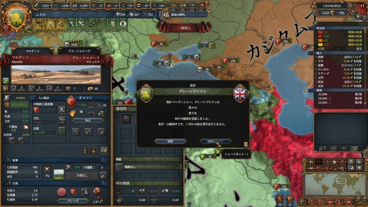 イギリス和平