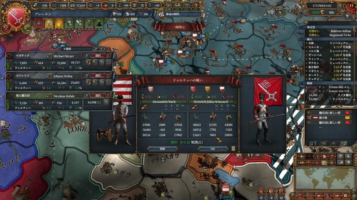 ドゥルラッハの戦い本戦