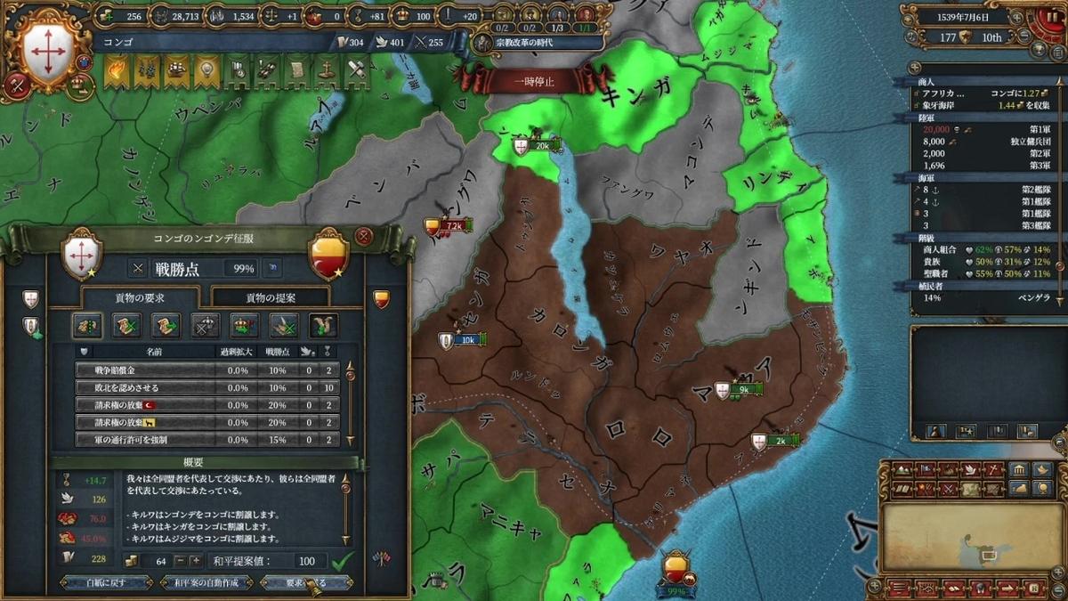 第二次キルワ戦和平