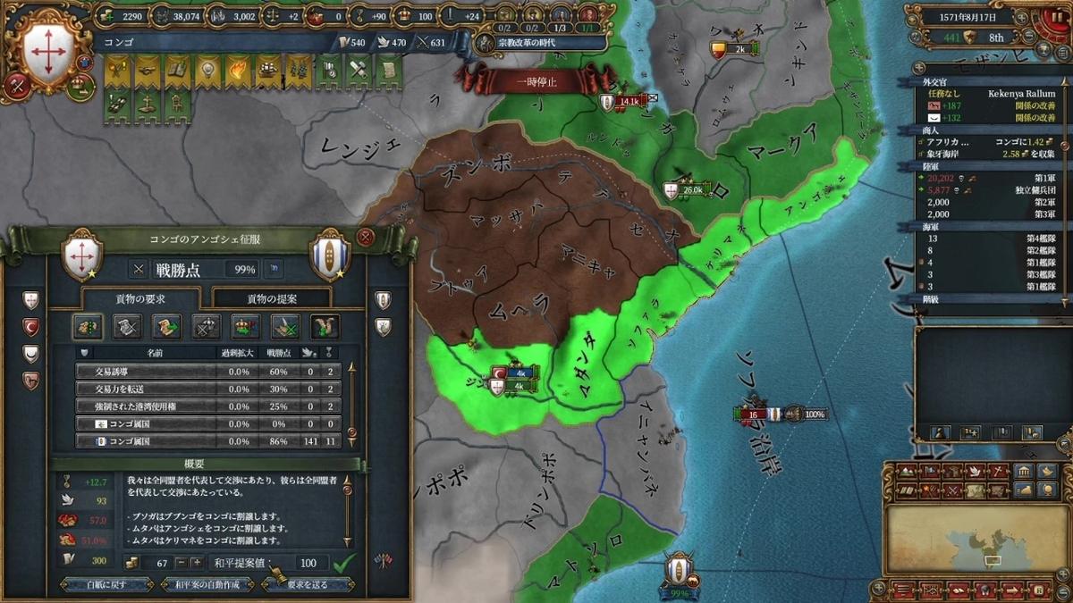 パタム戦和平