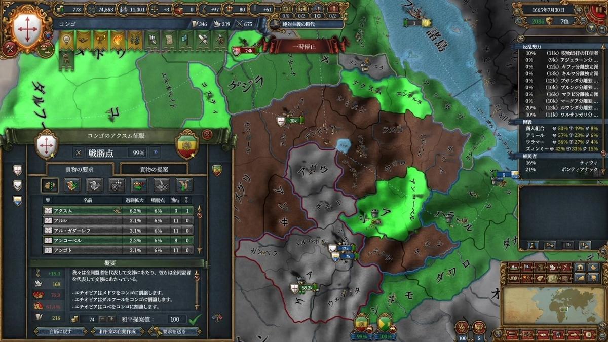 第二次エチオピア戦和平