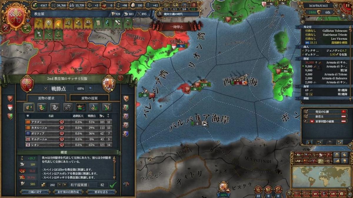 第二次スペイン戦和平