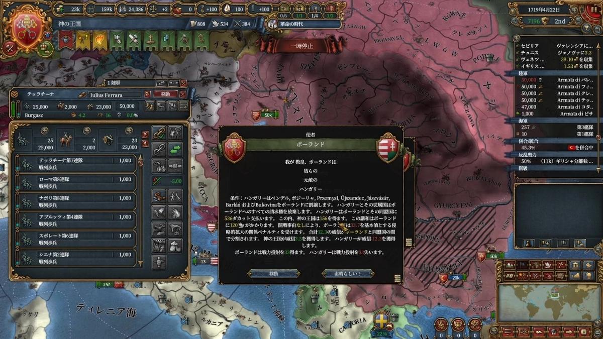ハンガリー単独和平