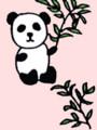 [イラスト][ムラタメグミ][村田めぐみ][メロン記念日][ハロプロ]パンダどん