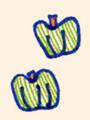[イラスト][ムラタメグミ][村田めぐみ][メロン記念日][ハロプロ]かぼちゃ