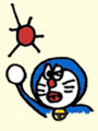 [イラスト][ムラタメグミ][村田めぐみ][メロン記念日][ハロプロ]ドラえもん