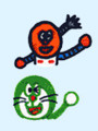 [イラスト][ムラタメグミ][村田めぐみ][メロン記念日][ハロプロ]Wえもん