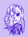 [イラスト][ムラタメグミ][村田めぐみ][メロン記念日][ハロプロ]月影千草