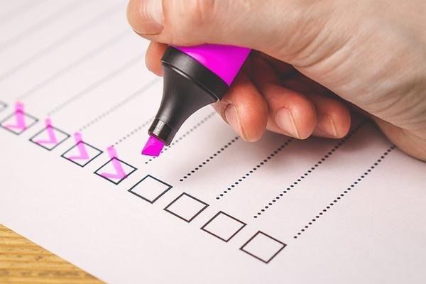 エジンバラ産後うつ病自己評価票で自己診断し、点数を調べてみよう。