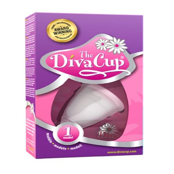 ディーバカップのサイズ1である。出産経験のない妊活女性におすすめ。