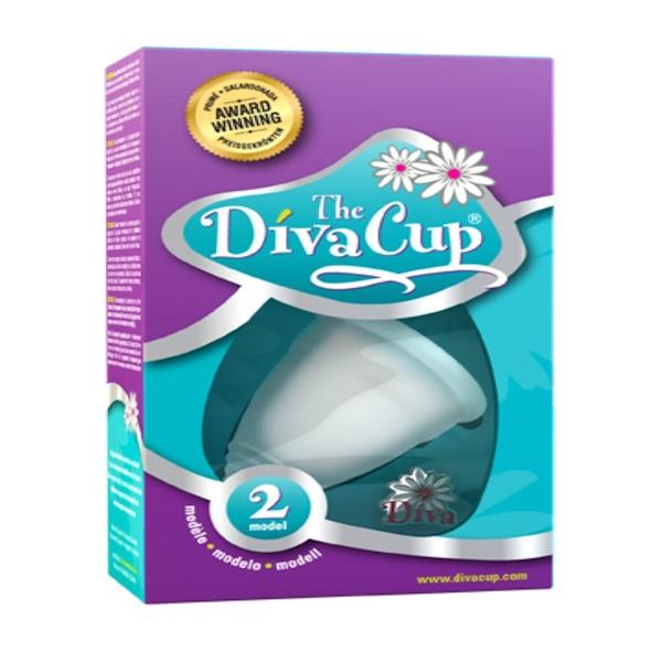 ディーバカップのサイズ2である。出産経験のある二人目、三人目の妊活中女性におすすめ。