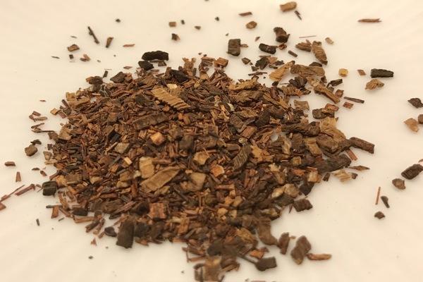 あじかんのごぼう茶ルイボスティーブレンドの茶葉。妊活におすすめか口コミします。