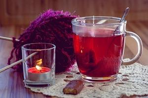 高温期が短いのはストレス過多による自律神経の乱れが原因かもしれないと、寝る前の一杯の温かいハーブティーを飲んだ。生活習慣の改善に繋がった。