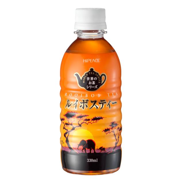 盛田のハイピース「世界のお茶シリーズ」ルイボスティーのペットボトル。妊活ではおすすめしない。