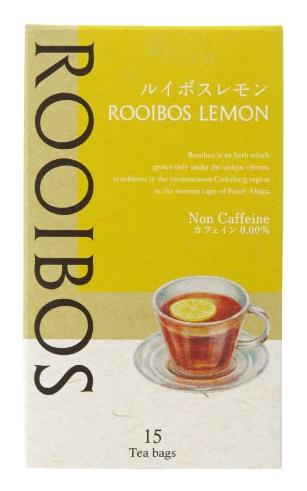 生活の木のレモン風味のルイボスティー