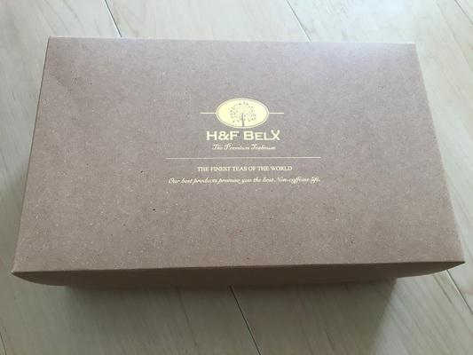 妊活で退職・休職する友人へのプレゼント。H&F BELXのルイボスティーがおすすめ。