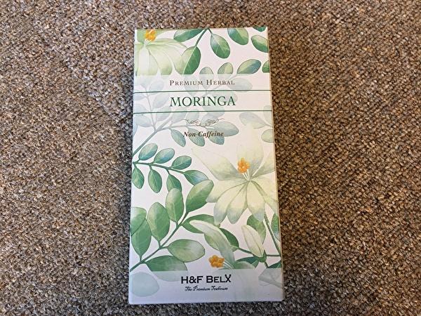 H&F BELXのモリンガ茶。妊活におすすめのお茶ランキング。