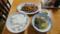 いしはら食堂生姜焼き定食