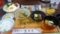 【旅01】宿坊の朝食。・・・夕食は天ぷらに動揺して写真を忘れました