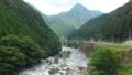 【旅04】でも渓谷の景色や水の色は写真で伝えきれない感動でした