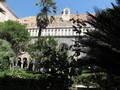 [ドブロブニク]フランシスコ修道院中庭