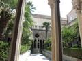 [ドブロブニク]フランシスコ修道院中庭 薬草とか栽培していた
