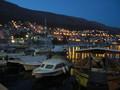 [ドブロブニク]港の夜景
