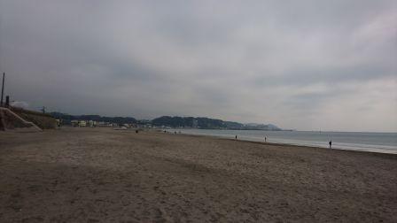 由比ガ浜海岸