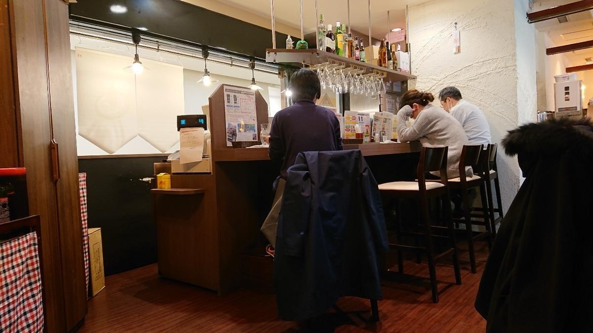 糖質off食堂 肉バル 医食同源研究所4