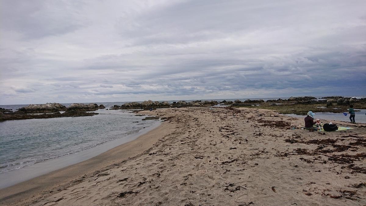 根本海岸10