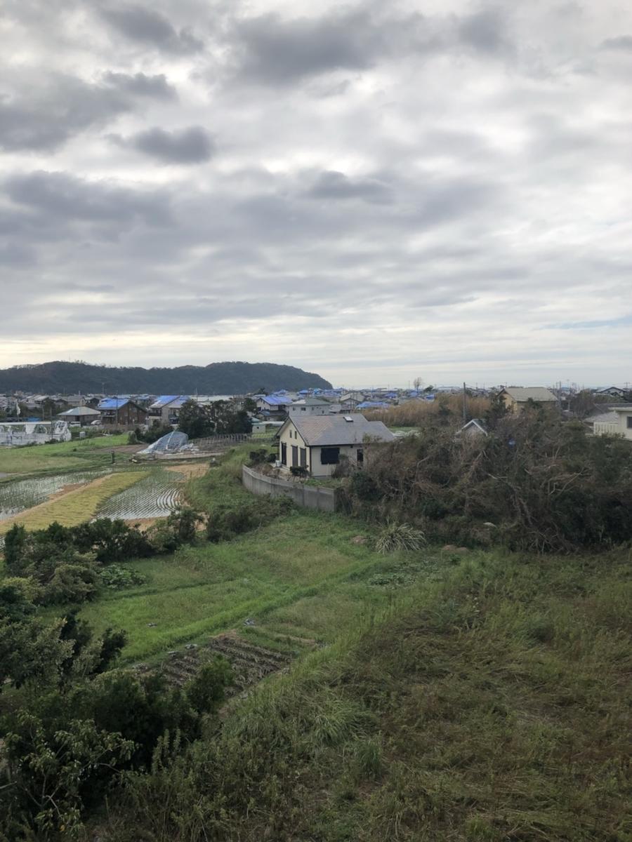 冨浦地区の現況