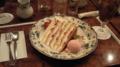 ユーハイムでおっきいショートケーキ食べた(*^□^*)