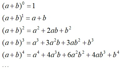8.二項展開とパスカルの三角形 - 空・殻・核 (くうからかく)