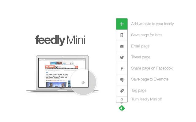 feedly Mini