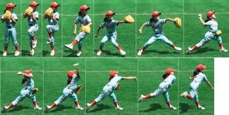伸びのあるストレートを投げるために必要な投球 …