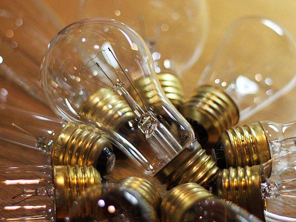 アンティーク照明に使える電球